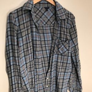 thick soft flannel